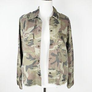 NWT Sanctuary camouflage Jacket. KK10